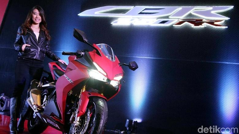 Honda CBR250RR (Foto: Pradita Utama)