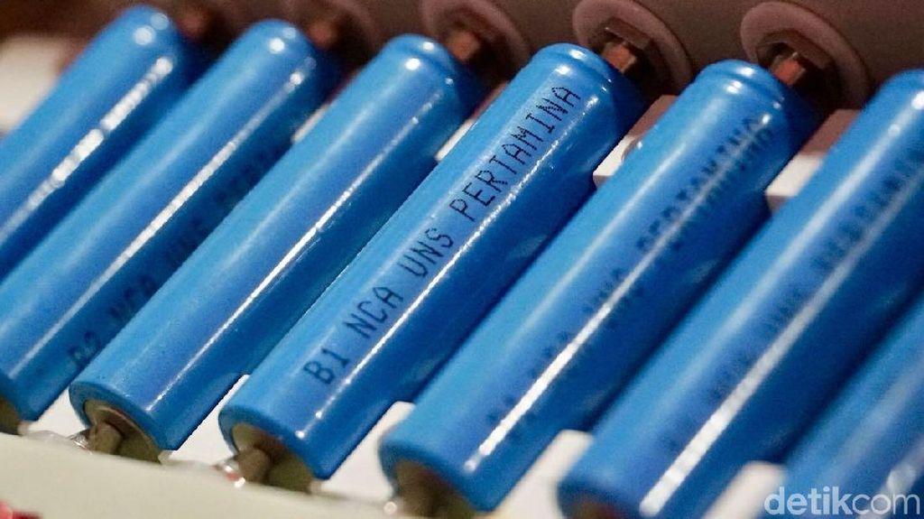 Baterai Pertamina-UNS, Cukup Ngecas Rp 5 ribu untuk 100 Km