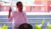 Resmikan Pekan Purnabakti, Jokowi Singgung Gaji Ke-13 dan THR