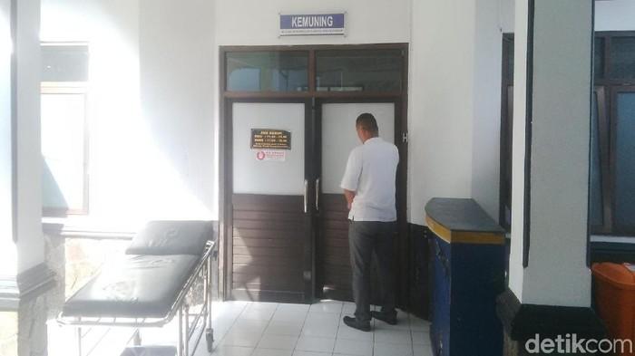 Kamar perawatan Nining/Foto: Syahdan Alamsyah