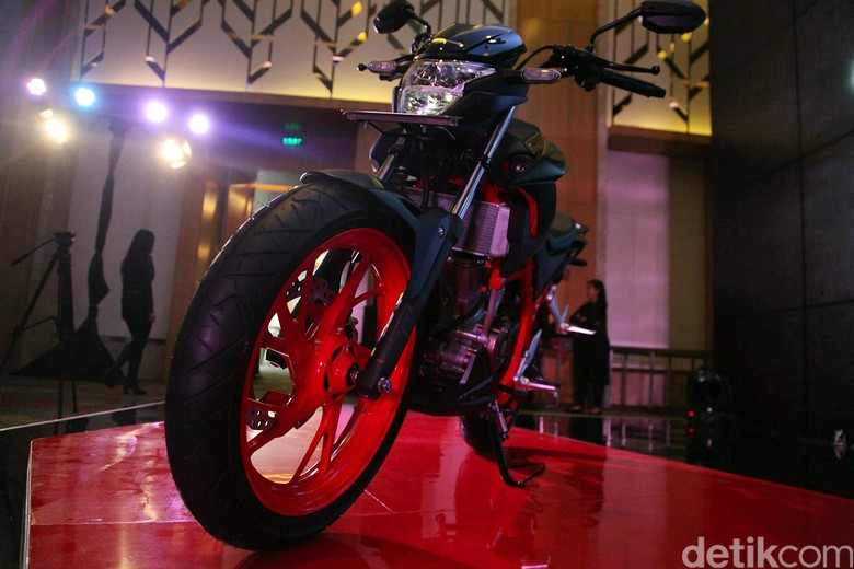 Motor sport Honda. Foto: Pradita Utama