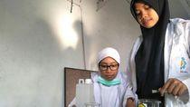 Hebat, Mahasiswa Ini Ubah Bottom Ash Jadi Material Pemurni Biogas