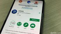Sirani, Aplikasi Pedeteksi Gadget Resmi di Indonesia