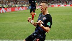 Piala Dunia 2018: Perisic Paling Jauh Berlari, De Gea Minim Aksi
