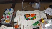Mengenal dan Belajar Melukis Batik Jepang