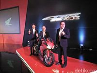 Honda CBR250RR Terbaru.