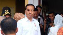 Jokowi Yakin KPK Profesional Usut Kasus Suap PLTU-1