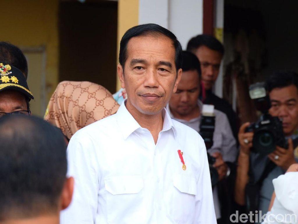 Saat Jokowi Ditawari Pilih Maruf Amin hingga Cak Imin Jadi Cawapres