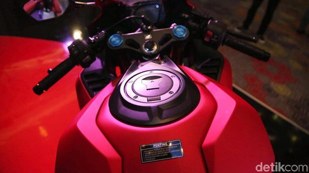 Tangki CBR250RR model baru