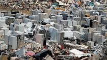 Sampah di Jepang Menggunung Pasca Diterjang Banjir