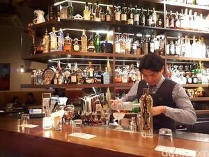 Ini Bar Singapura Milik Orang Indonesia yang Masuk Daftar Asias Best 50 Bars