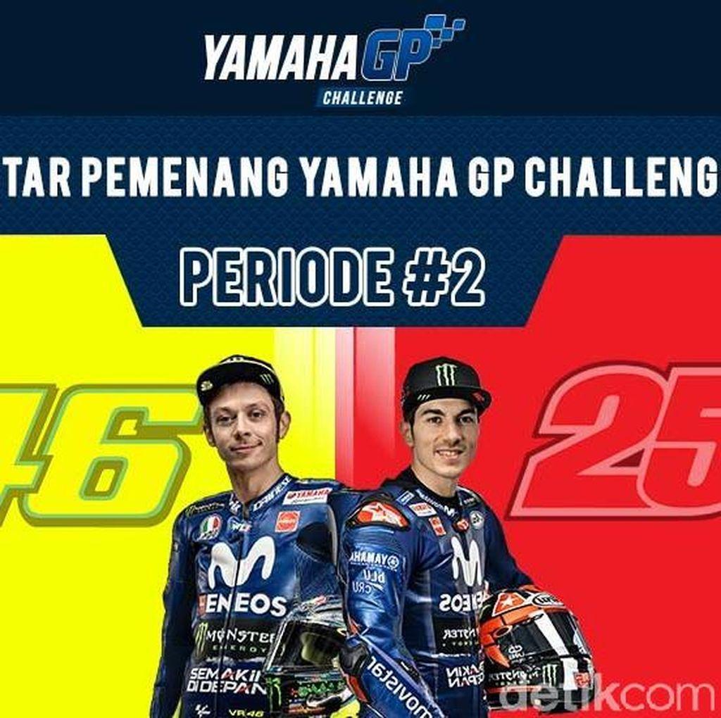 Daftar Pemenang Yamaha GP Challenge 2018, Kamu Salah Satunya?