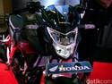 Kesan Pertama Honda CB150R StreetFire Generasi Terbaru