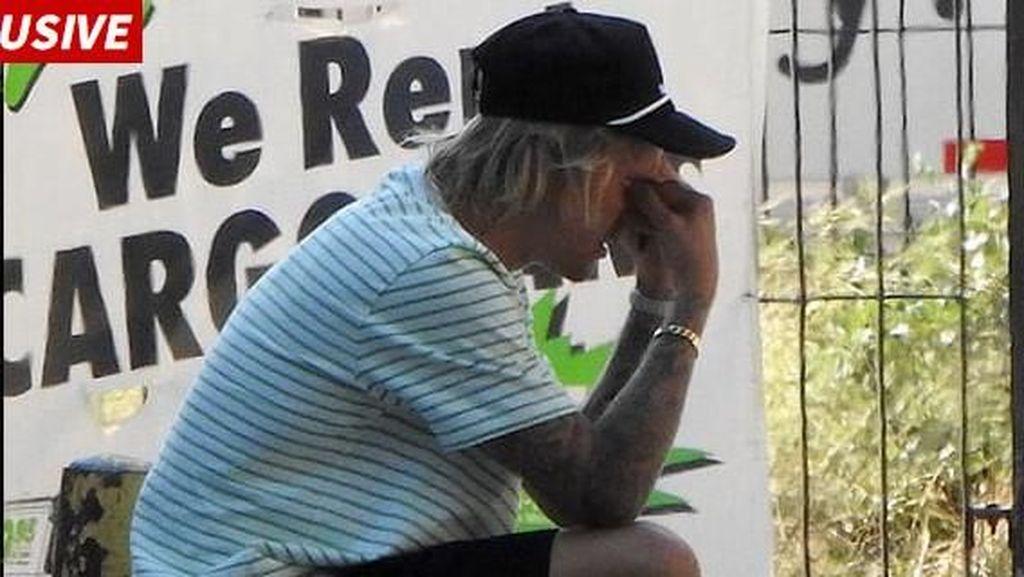 Justin Bieber Kepergok Nangis Lagi, Ada Apa?