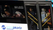 Naik 31%, Penumpang Bus Transjakarta 189,77 Juta di 2018