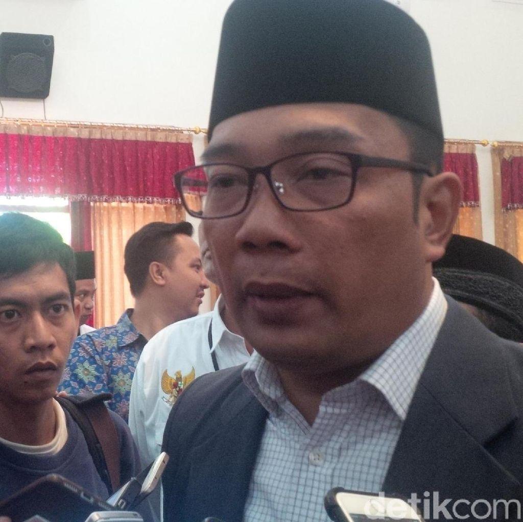 Ridwan Kamil Bakal Adopsi Tiga Kredit Rakyat Bandung ke Jabar