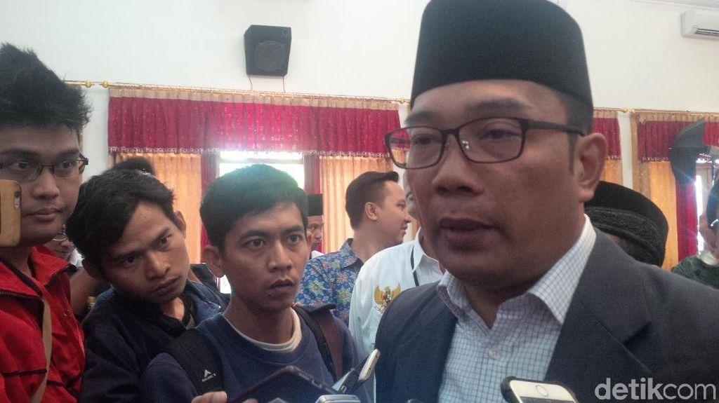 Ridwan Kamil Siapkan Miliaran Bangun Alun-alun Daerah di Jabar