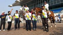 Sandiaga: Jakarta Equestrian Park is Ready for Asian Games