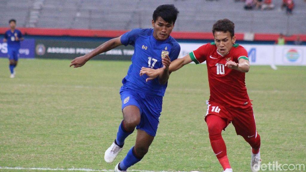 Kalahkan Thailand, Indonesia Rebut Tempat Ketiga Piala AFF U-19