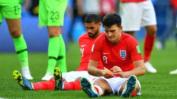 Timnas Inggris bermain buruk saat dikalahkan Belgia pada perebutan peringkat ketiga.