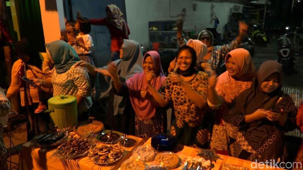 Atonoh Jukok, Tradisi Mengharap Berkah Saat Panen Ikan Menurun