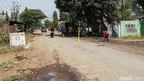 Protes Warga Dituruti, Jalan Rusak Akibat Truk Proyek Tol Diperbaiki