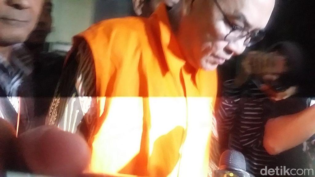 KPK Tahan Johannes B Kotjo, Tersangka Penyuap Eni Saragih