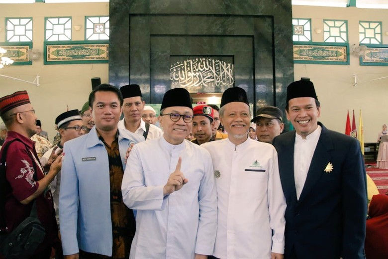 Zulkifli Hasan: Jangan Kotori Ruang Publik dengan Kebencian