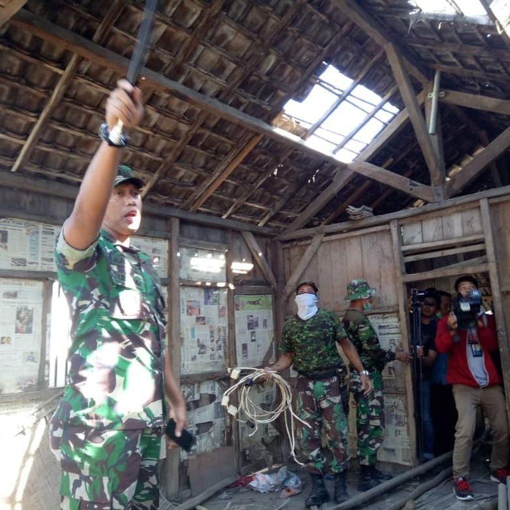 Rumah Lalu M Zohri Direnovasi Tanpa Mengubah Bentuk Asal