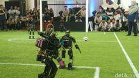 Arek Surabaya Wakili Indonesia di Kompetisi Robot Dunia
