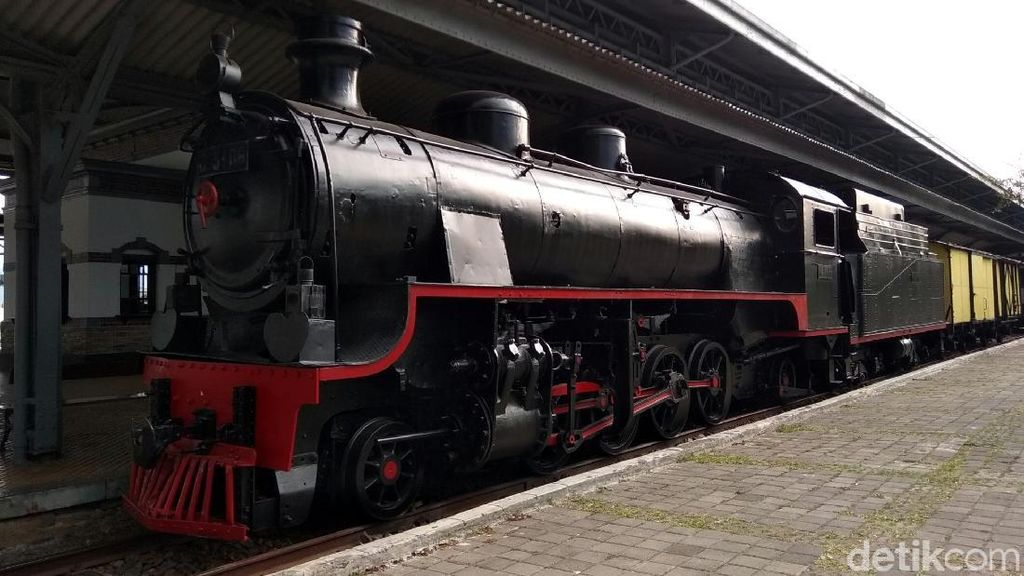 Libur Lebaran, Kereta Diesel Ambarawa Buka Tiap Hari