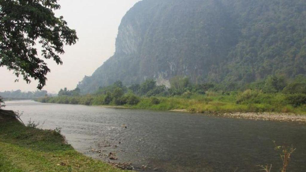 Daya Tarik Vang Vieng, Kota Tujuan Backpacker di Laos
