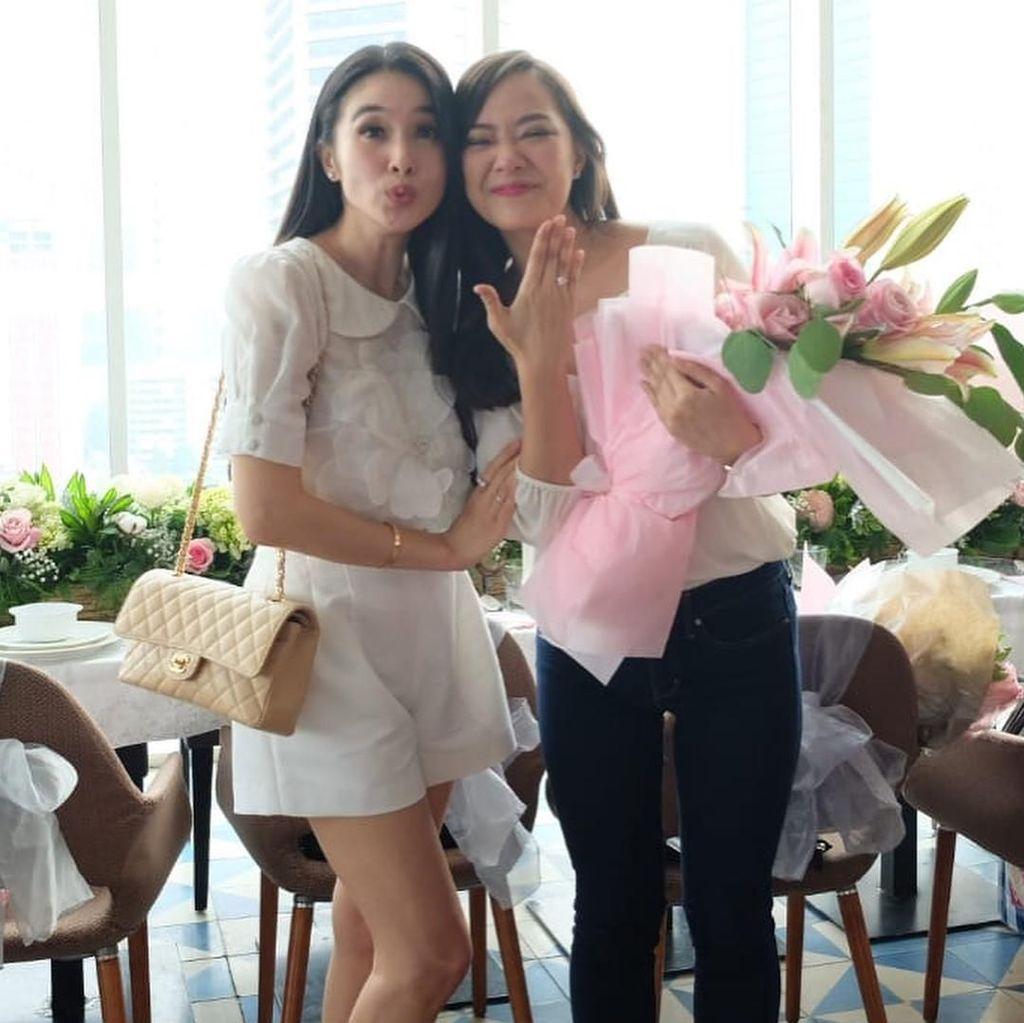 Sandra Dewi Sudah Tahu Tanggal Pernikahan Yuanita Christiani