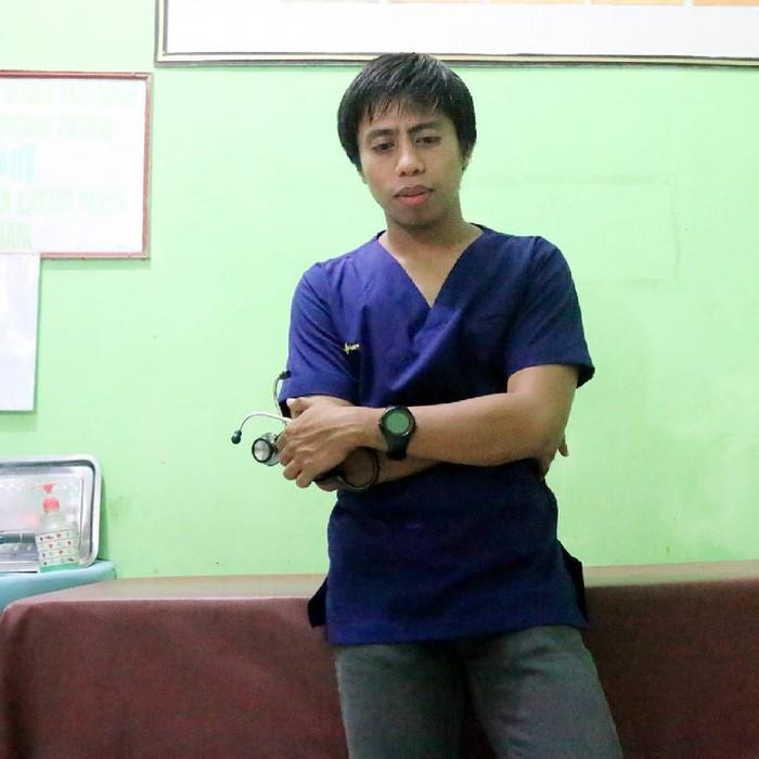 Ia kuliah di Universitas Hasanuddin, Makassar Fakultas Kesehatan Masyarakat. Foto: Instagram/ifranakhmad