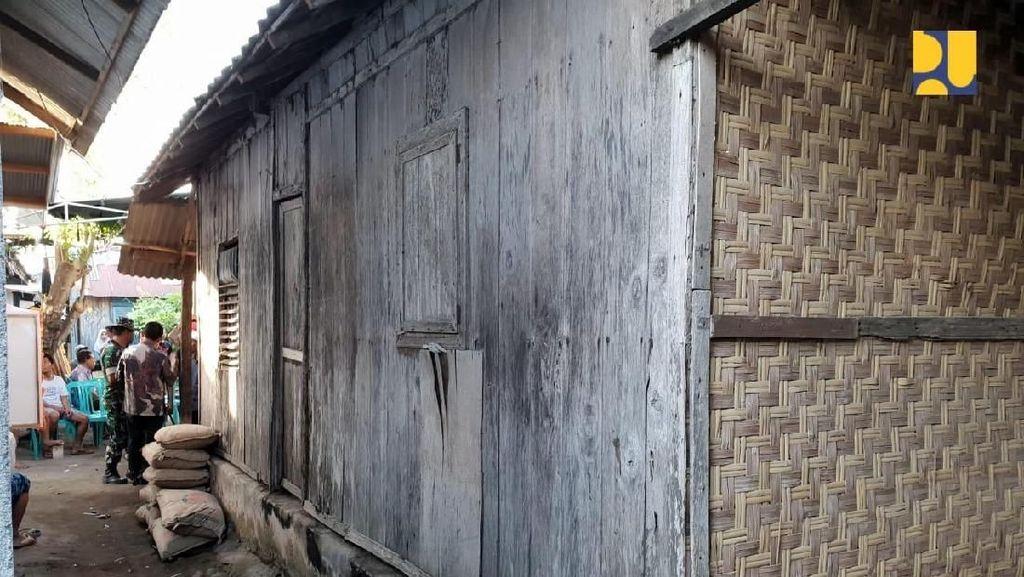 Ini Lho Rumah Juara Dunia Lari M. Zohri yang akan Direnovasi