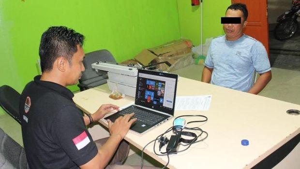 KLHK Tangkap Pelaku Pertambangan Timah Ilegal di Bangka Belitung