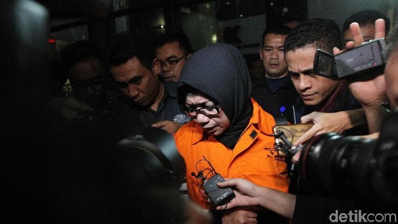 Eni Saragih Serahkan Bukti Duit untuk Munaslub Golkar ke KPK