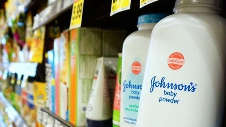 Johnson & Johnson Diperintahkan Bayar Rp 67 T Terkait Kanker