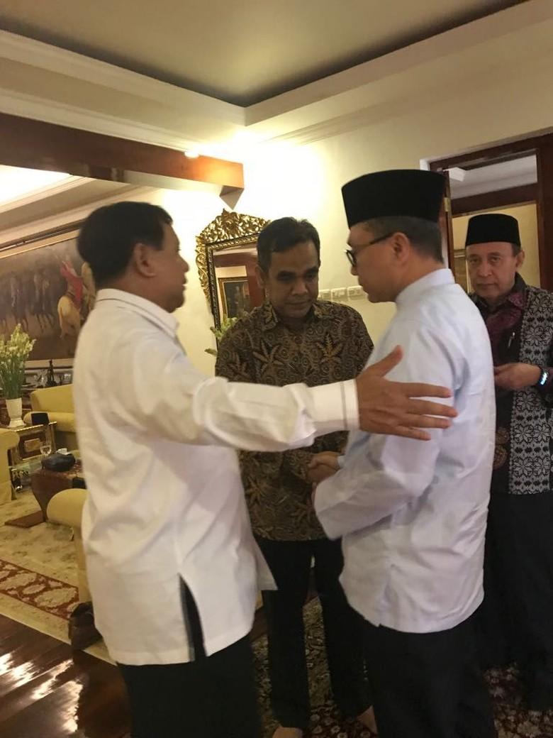Gerindra: PKS-PAN Capreskan Prabowo Tanpa Syarat Jadi Cawapres