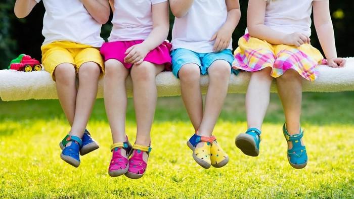 Beredar sejumlah foto jajanan yang tertulis disarankan tidak dikonsumsi untuk anak di bawah 5 tahun. Foto: thinkstock