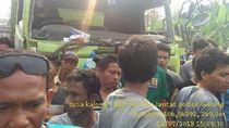 6 Kendaraan Kecelakaan Beruntun di Bogor, 2 Orang Tewas