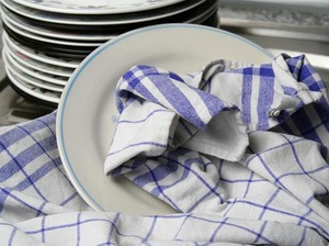 Hati-hati! Lap Dapur Bisa Sebabkan Keracunan Makanan