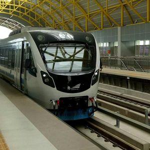 Kemenhub Pastikan LRT Palembang Tetap Beroperasi Normal