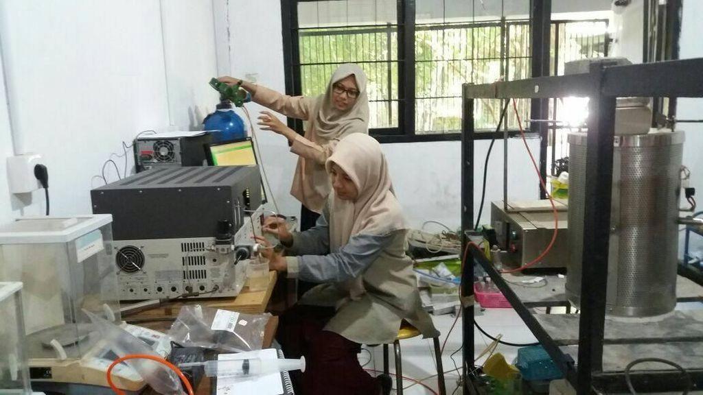 Di Tangan Mahasiswa ITS, Gas Berbahaya Diolah Jadi Gas Sintetis