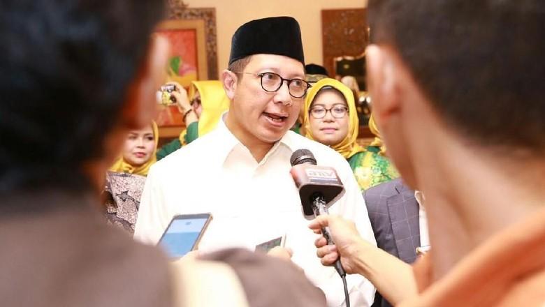 Dapat Izin Jokowi, Menag Lukman Ikut Nyaleg di Pemilu 2019