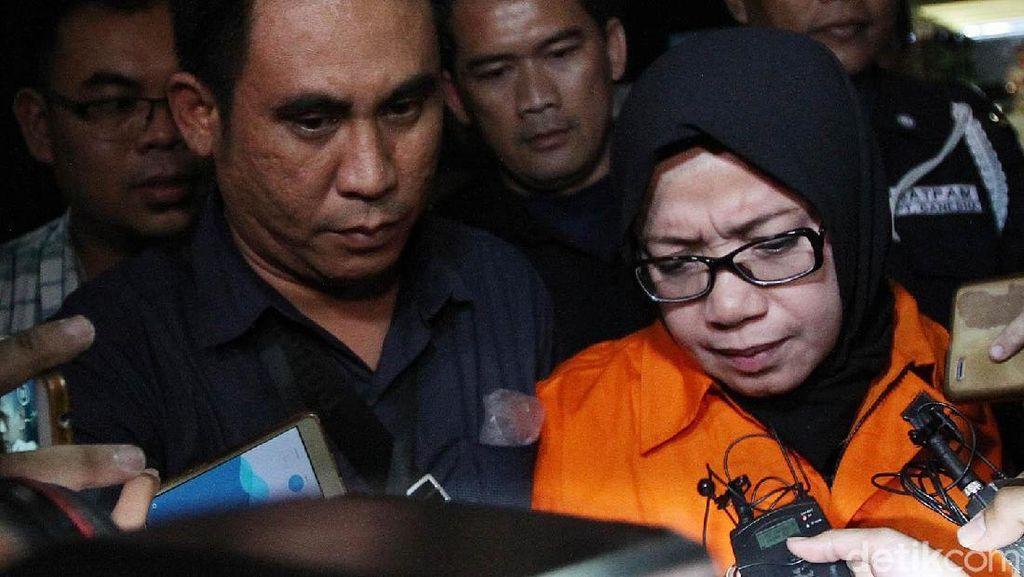 Eni Saragih Kena OTT, DPR: Utamakan Asas Praduga Tak Bersalah