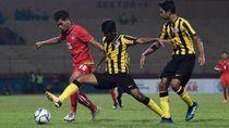 Kalahkan Myanmar, Malaysia Juara Piala AFF U-19