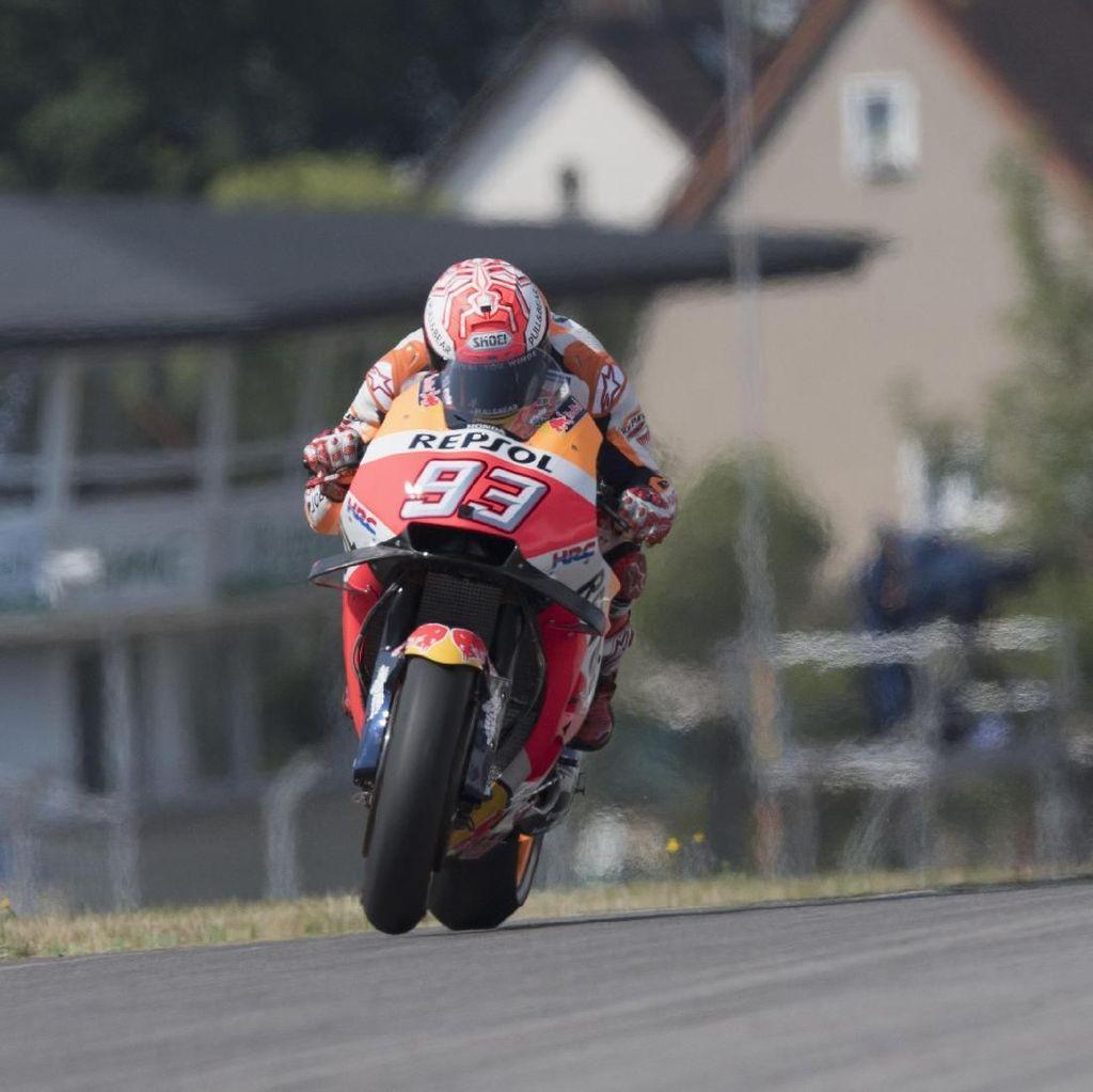 Malam Ini di detikSport: Live Streaming MotoGP Jerman