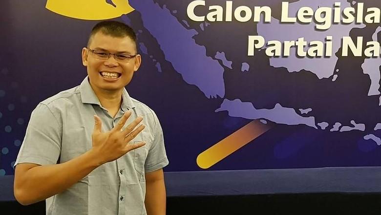 Chris John Buka-Bukaan Alasan Nyebrang ke NasDem