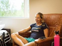 Kisah Atlet Peraih Medali Emas Olympic Terdiagnosis Kanker Payudara